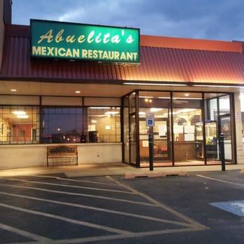 Abuelitas Mexican Restaurant Shawnee Ok