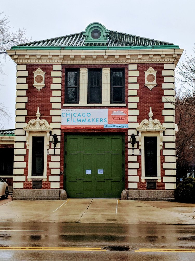 Chicago Filmmakers: 5720 N Ridge Ave, Chicago, IL