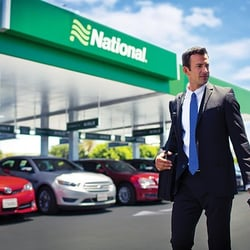 National Car Rental  Bush St San Francisco Ca
