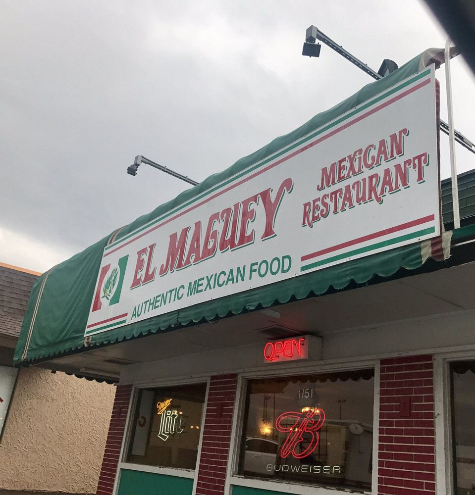 El Maguey Mexican Restaurant Near Me