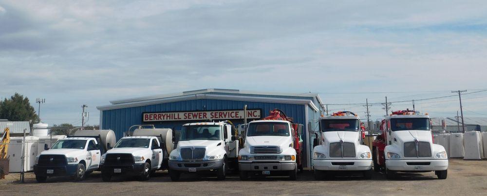 Berryhill Sewer Service: 3421 N Loop 289, Lubbock, TX