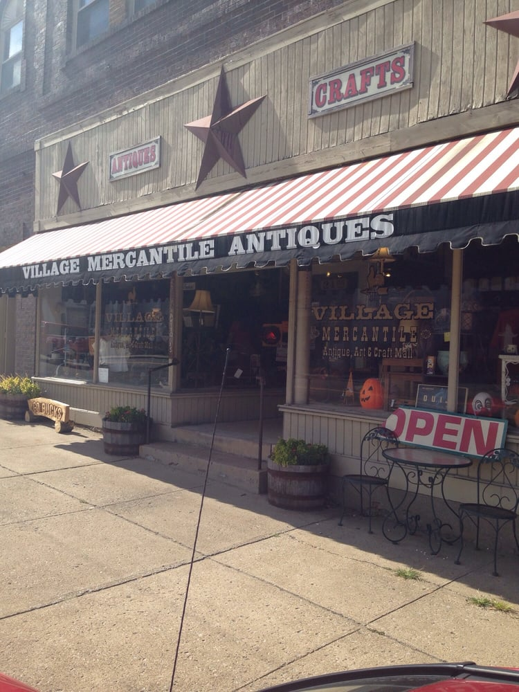 Village Mercantile: 24 E Main St, Centerburg, OH