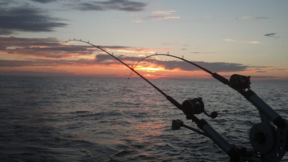 Rv charters fishing at dawn algoma wi yelp for Algoma fishing charters