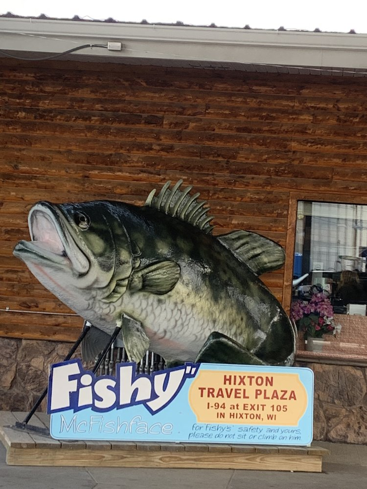 Timber Valley Restaurant: 151 Interstate Rd N, Hixton, WI