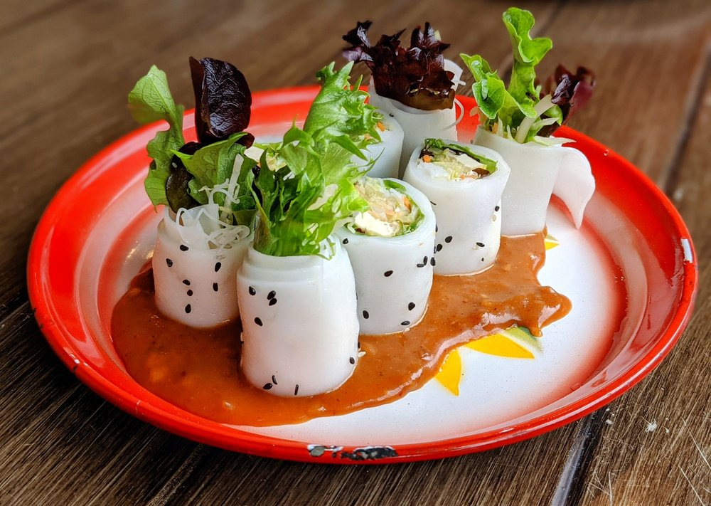 Farmhouse Kitchen Thai Cuisine: 1165 Merrill St, Menlo Park, CA