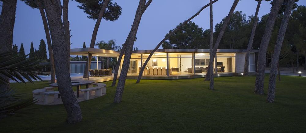 Arquitectos en alicante perfect casa baladrar in benissa - Arquitectos en alicante ...