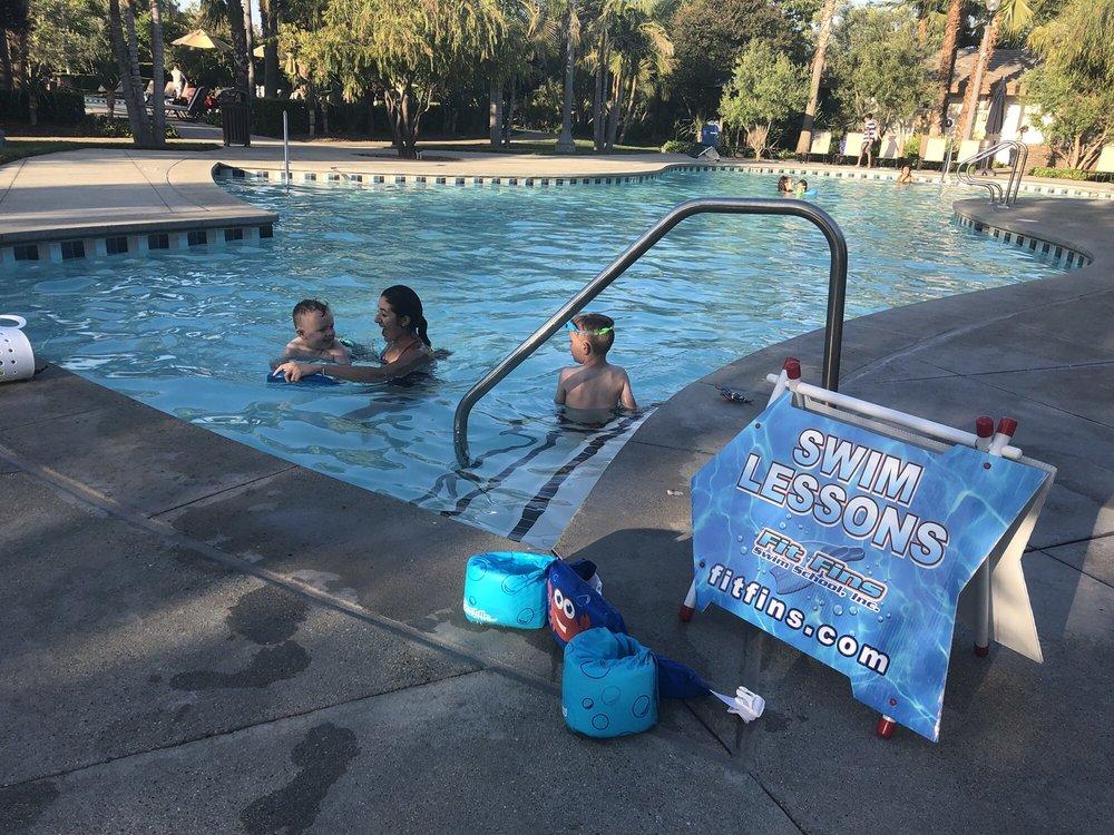 Social Spots from Fit Fins Swim School