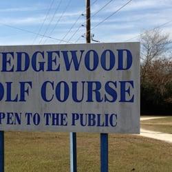 Wedgewood Golf Course Grand Island Fl
