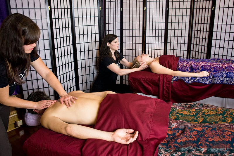 Deeply Devoted Massage: 538 W State St, Ithaca, NY