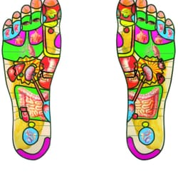 waltham happy feet reflexology