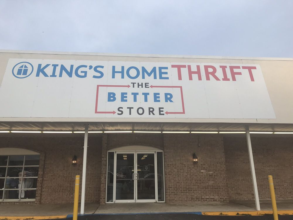 Kings Home Thrift: 1569 Cooper Hill Rd, Irondale, AL