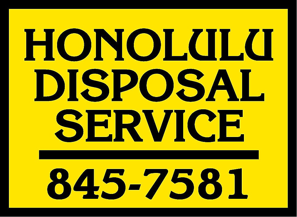 Image result for honolulu disposal service logo
