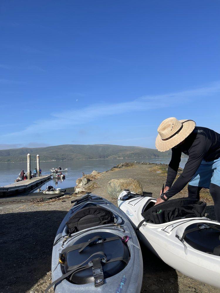 Miller Boat Launch: 23240 CA 1, Marshall, CA