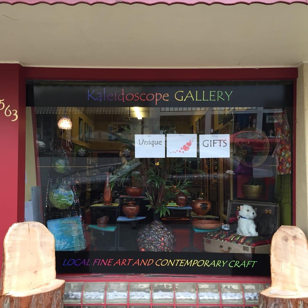 Kaleidoscope Gallery: 563 Main St, Ferndale, CA