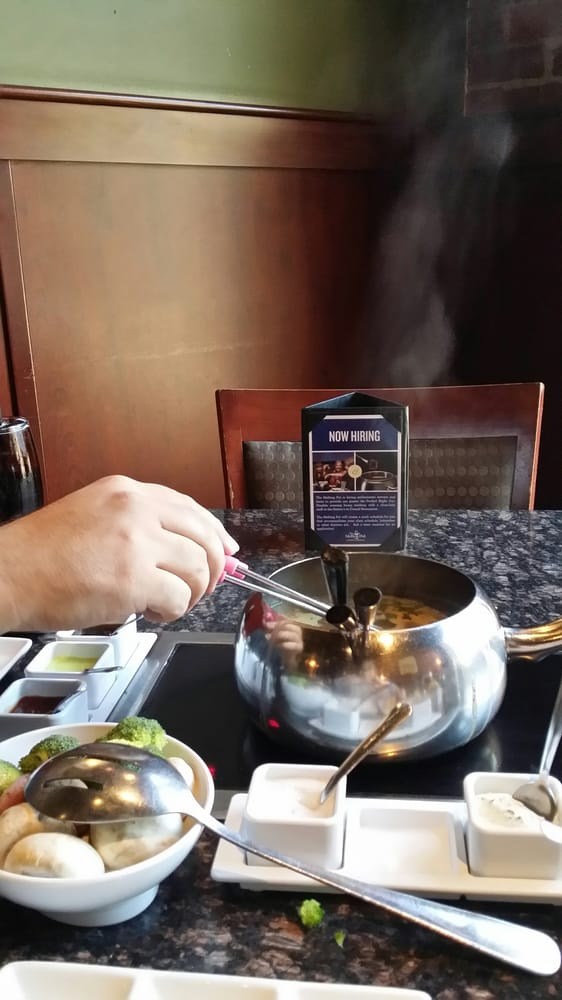 The Melting Pot - Oklahoma City