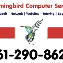 Hummingbird Computer Services IT Services Computer Repair