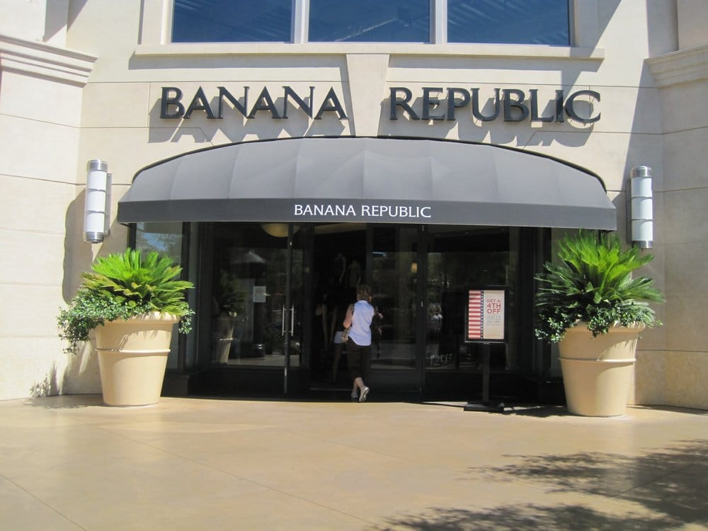 See all 5 photos taken at Banana Republic by visitors.
