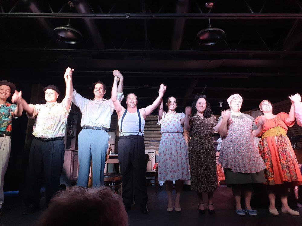 The Cat Theatre: 254 Veterans Way, Carmel, IN