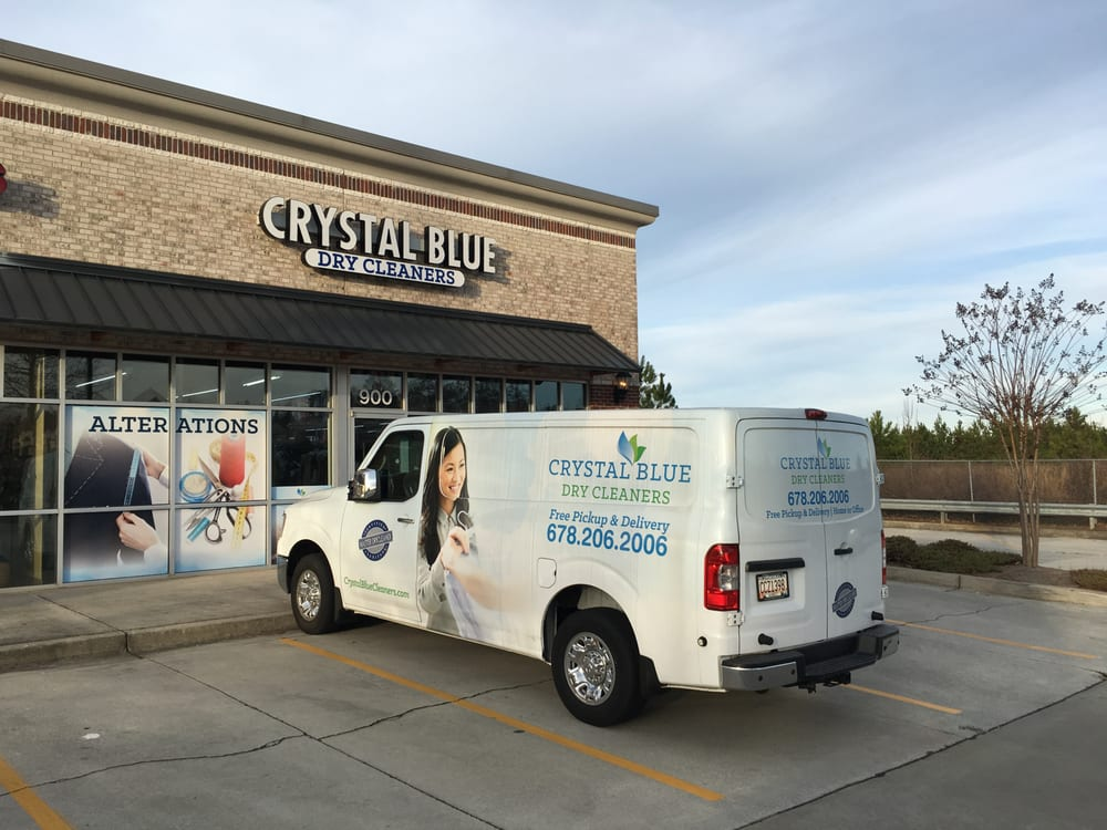 Crystal Blue Dry Cleaners