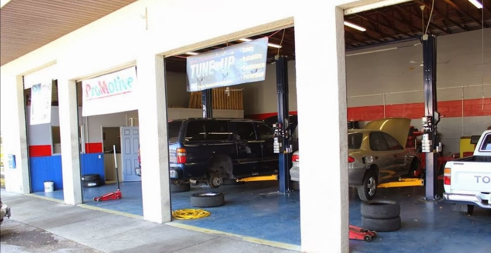 Hobson's Auto Repair: 9660 Seminole Blvd., Seminole, FL