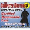 Computer Doctors: 930 E Cloverland Dr, Ironwood, MI