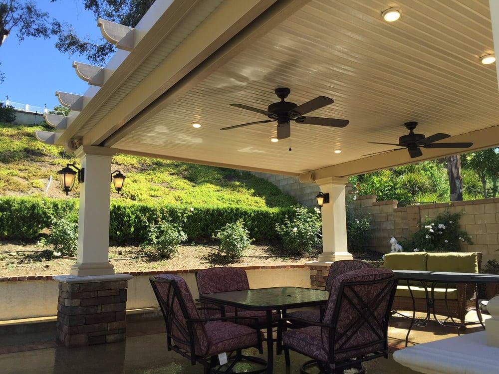 San Diegou0027s Best 25 Patio Coverings Companies