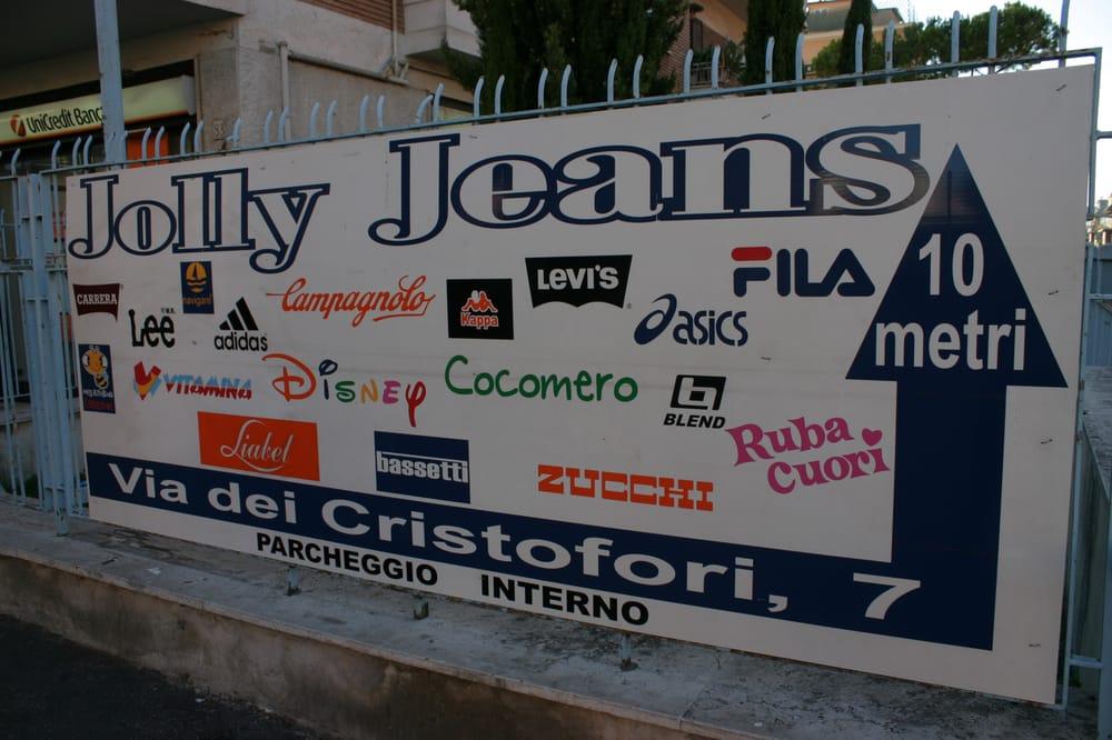 Jolly Jeans