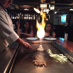 Mt. Fuji Restaurants - Hasbrouck Heights, NJ, United States. Fire