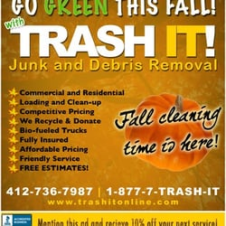 Trash It!  Junk Removal & Hauling  North Side. Dui Colorado First Offense Building A Company. What To Do When Having An Asthma Attack. Can I Refinance My Home Equity Loan. Schools For Programming Kitchen Drain Cleaner. Nursing Bridge Programs Smartphone Card Reader. Need A Lawyer For Free Colour Codes Minecraft. Uv Visible Spectroscopy Top Ten Film Schools. American Express Change Due Date