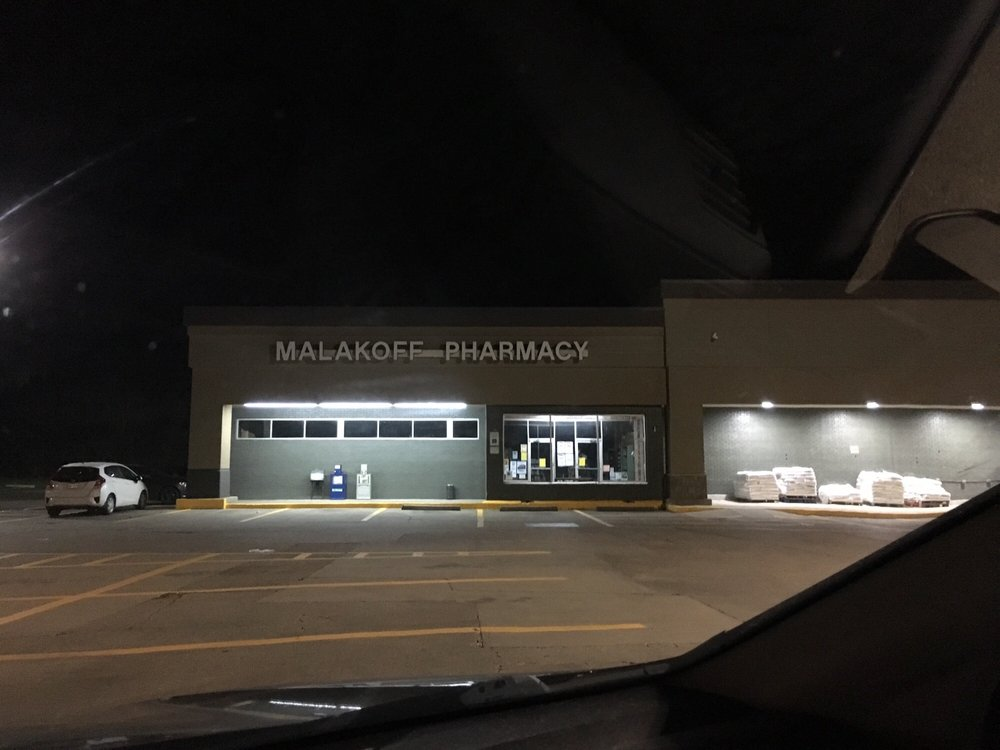 Malakoff Pharmacy: 409 West Royall Boulevard, Malakoff, TX