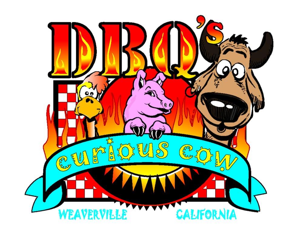 DBQ's Curious Cow: 1260 Main St, Weaverville, CA