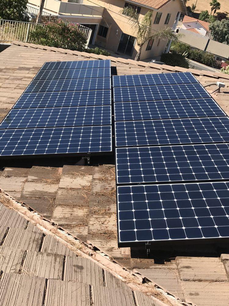 Clean solar panels - Yelp