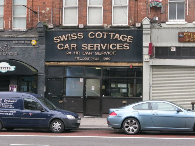 Swiss Cottage Cars Review