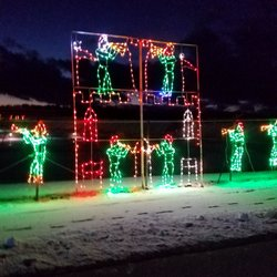 photo of gift of lights loudon nh united states