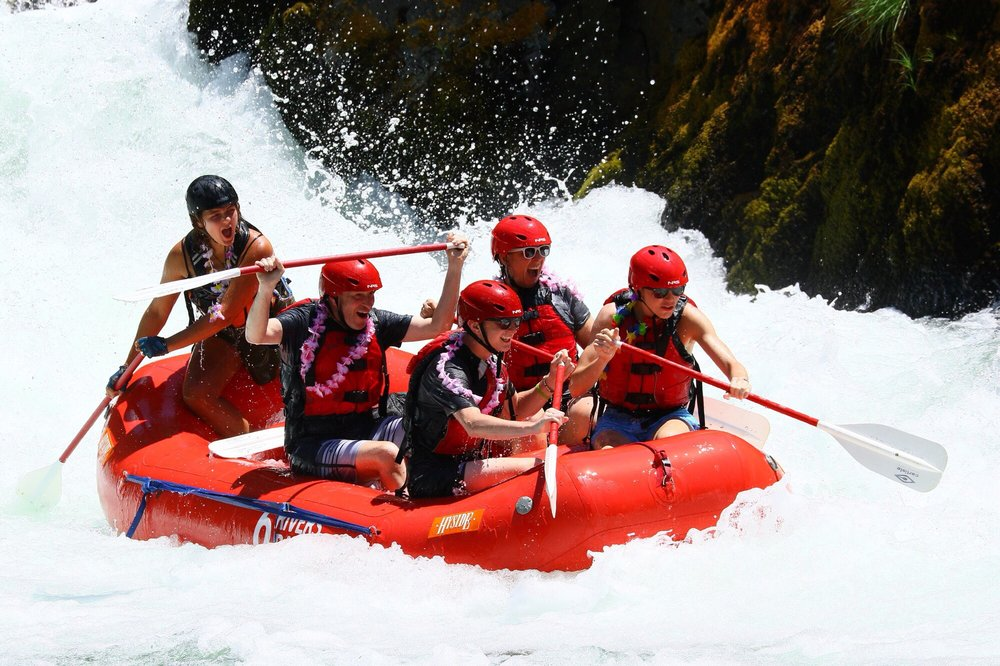 Six Rivers Rafting Company: 41212 Hwy 299, Willow Creek, CA