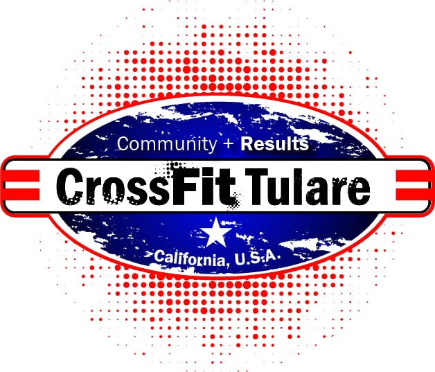 CrossFit Tulare: 1526 S K St, Tulare, CA