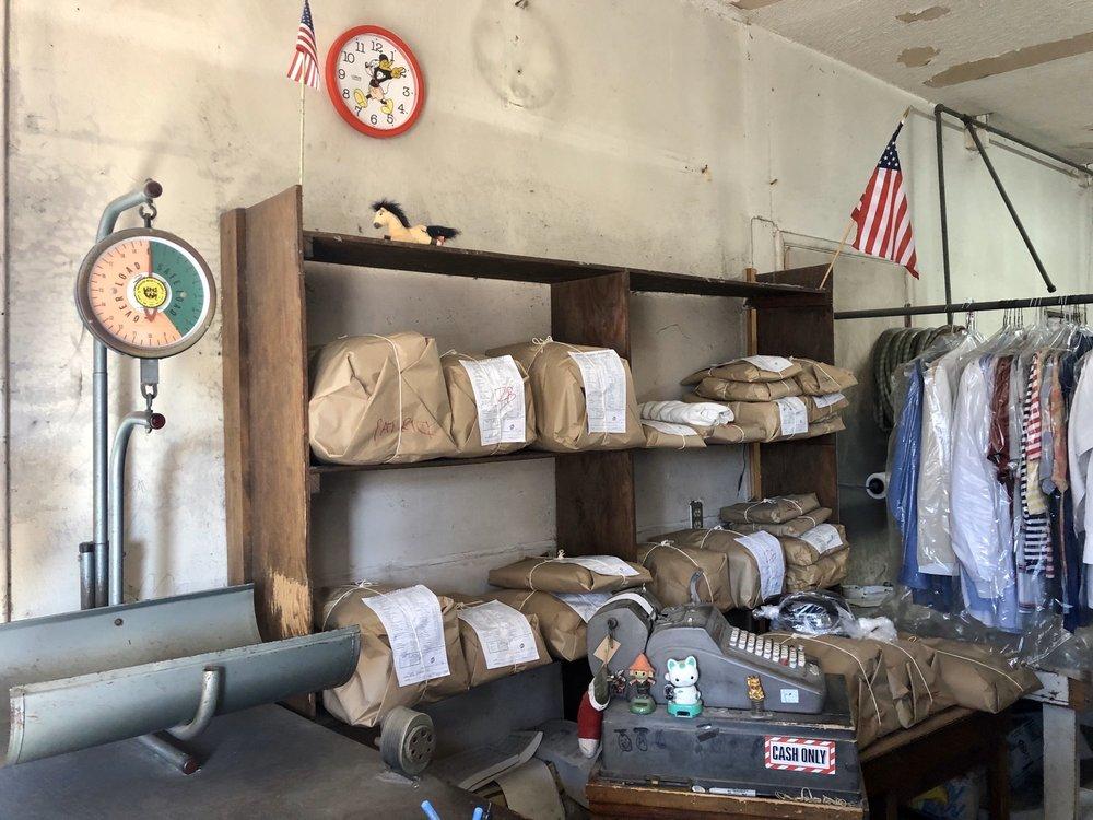 Orient Hand Laundry: 290 S Fairview Ave, Goleta, CA