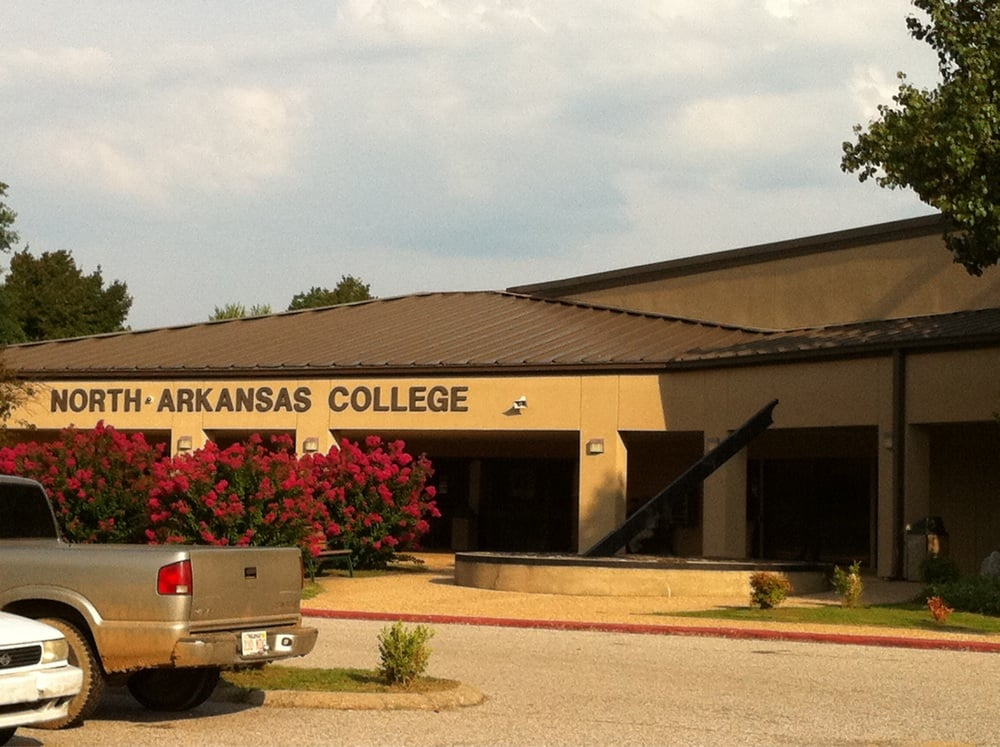 North Arkansas College: 1515 Pioneer Dr, Harrison, AR