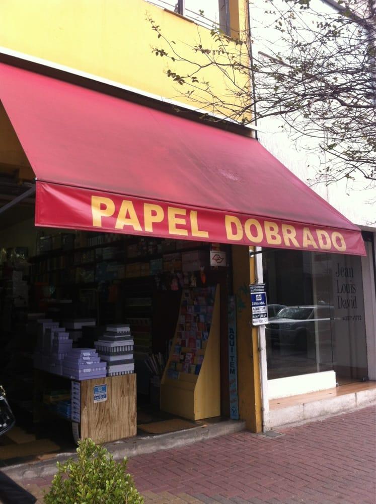 Papel & Livraria Papel Dobrado