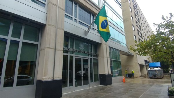Consulate General of Brazil 1030 15th St NW Washington, DC