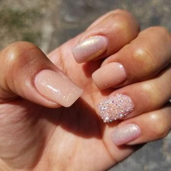 Diamond Powder For Nails | Best Nail Designs 2018