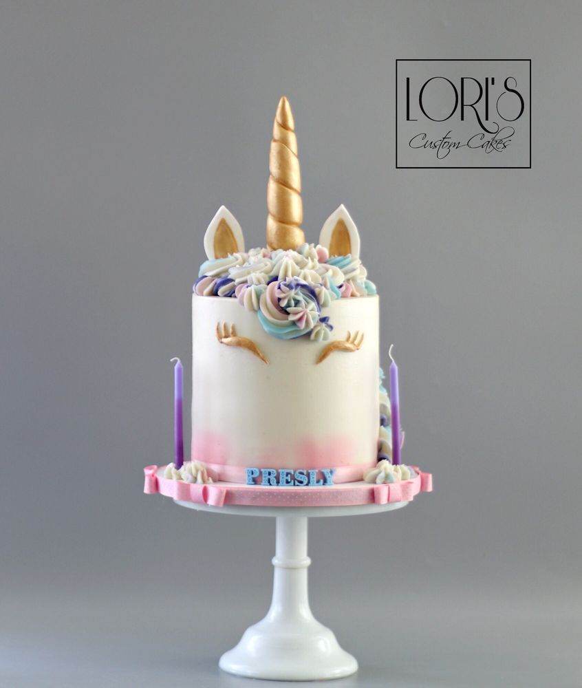 Unicorn Birthday Cake Yelp