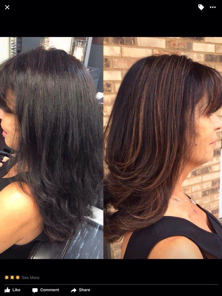 Cutting edge hair studio 35 photos hairdressers 1208 for Edge hair salon
