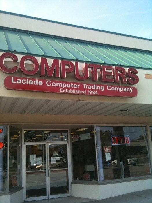 Laclede Computer Trading: 60 Grasso Plz, Saint Louis, MO