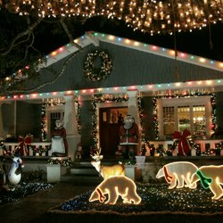 photo of sleepy hollow christmas lights torrance ca united states