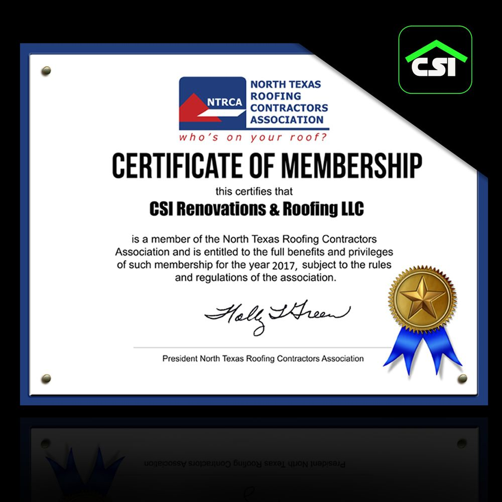CSI Renovations and Roofing: 706 Springdale Rd, Bedford, TX