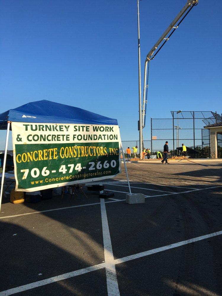 Concrete Constructors: Madison, GA