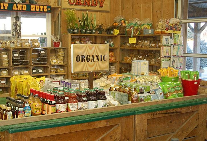 How Sweet It Is Produce Market & Garden Center: 3601 Stockyard Rd, Eden, MD