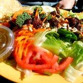 photo of anne u0027s kitchen table   glenside pa united states  woodstock salad anne u0027s kitchen table   58 photos  u0026 111 reviews   sandwiches   11      rh   yelp com