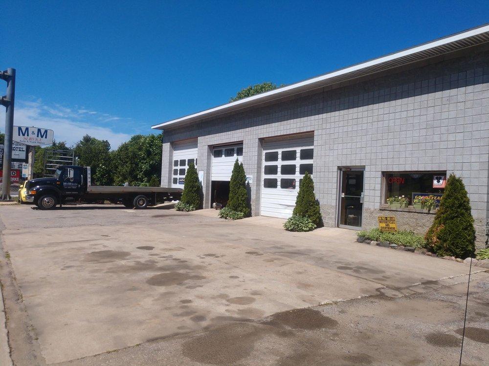 M&M Service: 1033 N US 31, Petoskey, MI